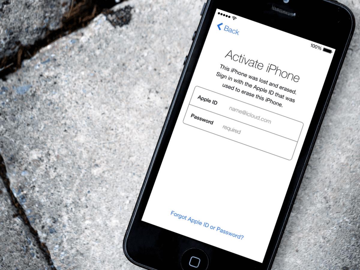 Сервис отвязки от iCloud