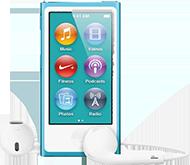 Нет звука в наушниках iPod