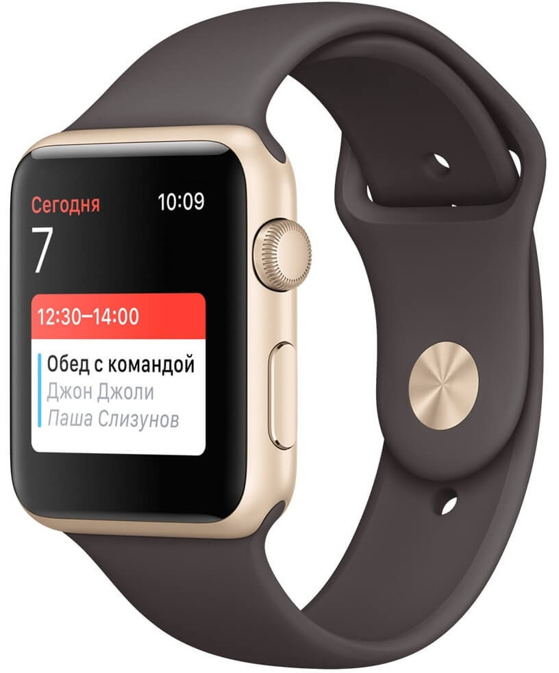 Ремонт Apple Watch 42mm Series 2