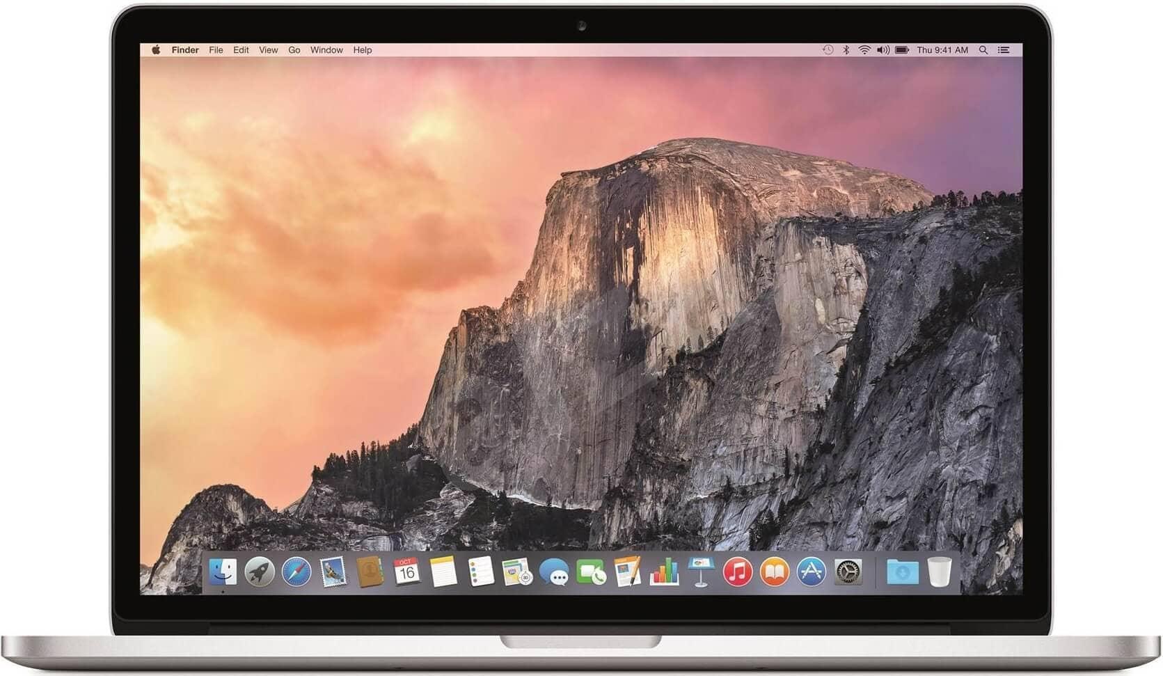 Macbook Pro Retina 15 (A1398)