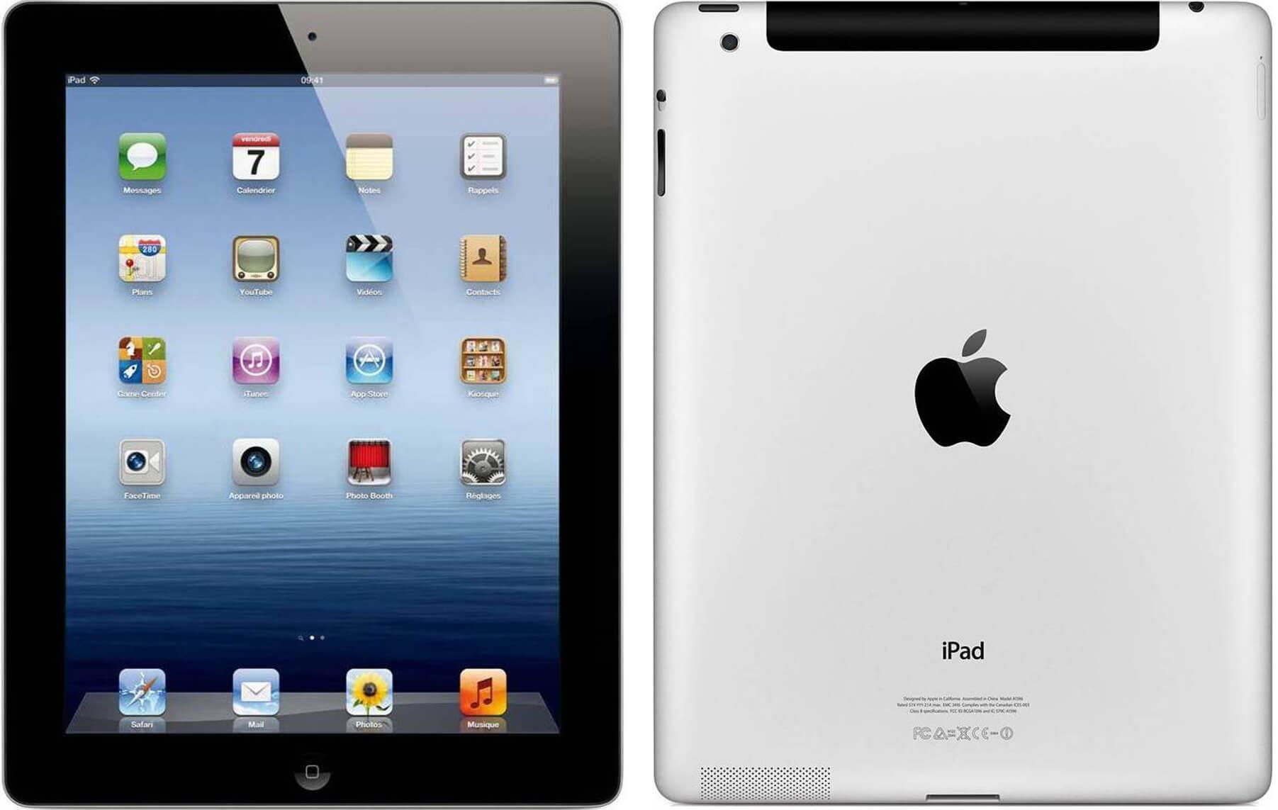Ремонт iPad 3/4
