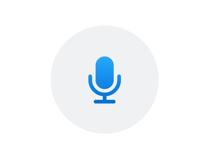Не работает микрофон