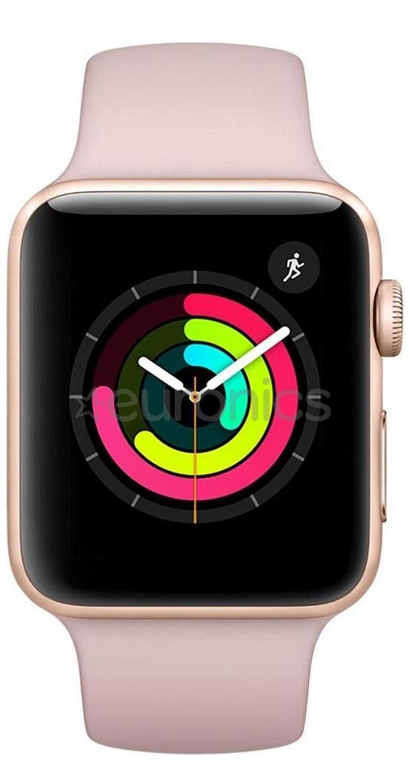 Ремонт Apple Watch 38mm Series 3